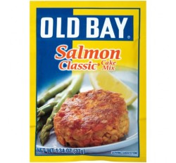 Old Bay Salmon Classic Cake Mix (37g)