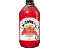 Bundaberg Sparkling Drink, Guava (12x375ml) VOLUME
