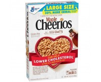 Cheerios Maple, Large (402g)