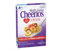 Cheerios Multi Grain Cereal (255g) (BEST-BY DATE: 18-05-2021)
