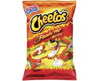 Cheetos Crunchy Flamin' Hot Bag (10x227g) VOLUME