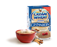 Cream Of Wheat Instant Hot Cereal, Cinnabon (10-Packets) (350g)