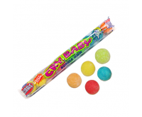 Cry Baby Bubble Gum, Extra Sour 9-pack (47g)