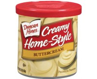 Duncan Hines Frosting, Buttercream (454g)