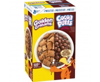Golden Grahams & Cocoa Puffs, Double Pack (1,4kg)