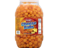 Herr's Cheese Balls, Barrel (482g)