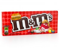 M&M's Peanut Butter, Theater Box (85g) (BEST-BY 07-2020)