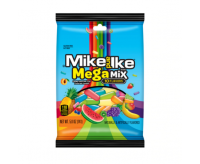 Mike and Ike Mega Mix 10-Flavors, Bag (141g)