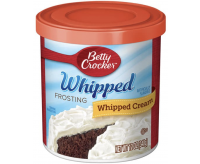 Betty Crocker Frosting, Whipped Cream (340g)