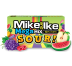 Mike and Ike, Sour Mega Mix, 10 flavors (141g)